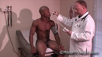 UFC Athlete Physical Exam Doctor Visit