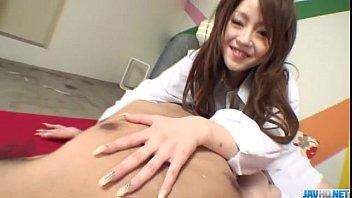 Ria Sakurai Gets Nailed In Proper Porn Scenes