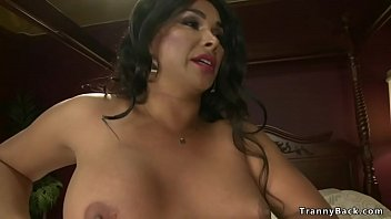 Vanity transsexual porn Big boobs tanned shemale fucks alt guy