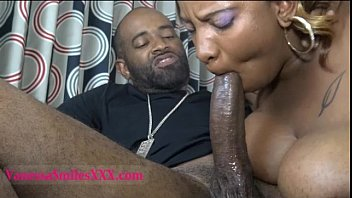 Thick Black BBW Gives Sloppy Wet Head