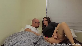 Horny Mom Blackmails StepSon thumbnail