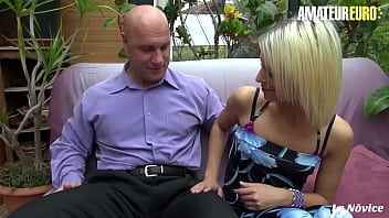 AMATEUR EURO Alix Feeling & Fabrice Triple X French Babe Rides Daddy And Tries Also Anal With Him