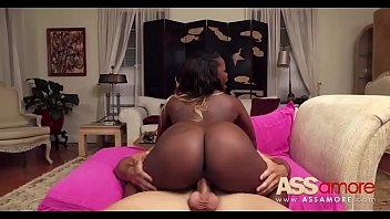 Big Black Ass Harmonie Marquise