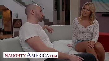 Naughty America - Candice Dare Gets A Fucking Good Deal