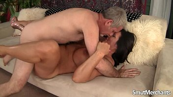 Sex video smut gremlin - Mature brunette takes fat dick