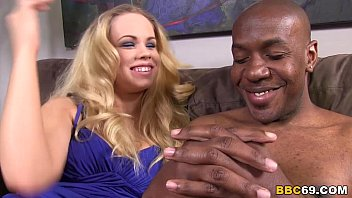Britney Young Fucks Mandingo's Black Cock thumbnail