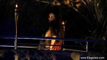 Exotic MILF Dancer From New Delhi