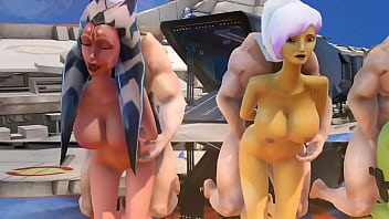 Star Wars Girls Sex Scenes collection FULL Ver patreon.com/posts/52856764