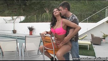 Asia bikini carrera - Hot and sexy pornstar kayla carera gets assfucked and receives a sticky cumshot