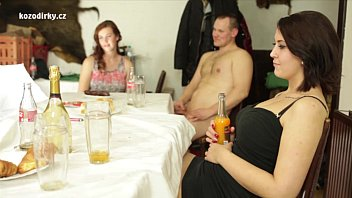 Awesoem Orgy With Czech Titty Teens