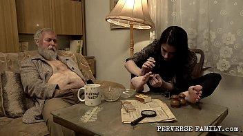 Perverse Family German Tattoo 9 min