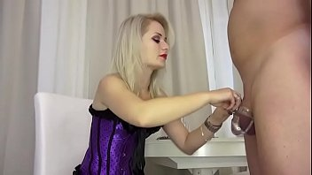 Best Mom and Dad Chastity Heels Worship. See pt2 at goddessheelsonline.co.uk