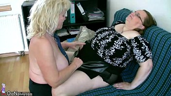OldNanny Sexy chubby mature and bbw granny thumbnail