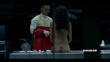 Thandie Newton nude from Westworld
