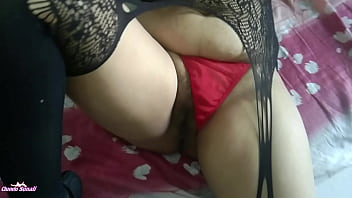Fuck My Real Indian Maid In Sexy Outfit When Wife Go Market 15 min