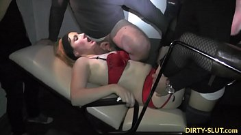 Awesome wife loves to get gangbanged by lots of men thumbnail