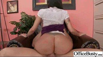 Hardcore Bang In Office With Big Tits Worker Slut Girl (lela star) vid-25