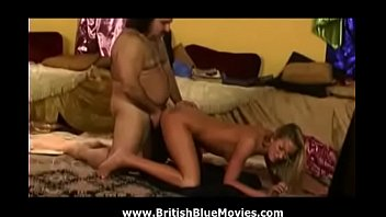 Angel Long and Ron Jeremy - British Pornstar Hardcore