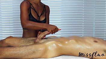 MissFluo - ASMR Cock Massage Edging Hegre Art Tribute A144