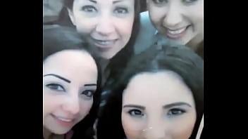 group tribute cum mex girls mxli