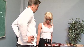 Nelly Taylor Transsexual Maid Service Ass Worship and Anal Fucking Nelly Taylor 25分钟