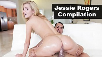 BANGBROS - An Ode To Perfection: PAWG Jessie Rogers Riding Cock Compilation