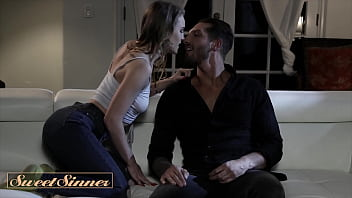 Naughty (Natalie Knight) With Sexy Tight Ass Has A Forbidden Affair With A Older Guy - SweetSinner