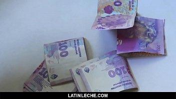 "LatinLeche - Shy Latin straight guy barebacked on camera for money (Joel) (Remo) <span class=""duration"">8 min</span>"