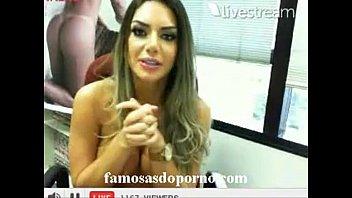 Graciella Carvalho Twitcam