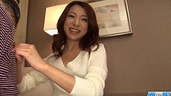 Sweet, Kanako Tsuchiyo, blows cock like an angel 12 min