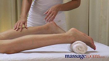 Massage Rooms Hot pebbles sensual foreplay ends in 69er thumbnail