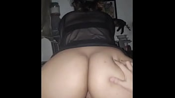 SNAP - PAWG MILF rides cock and GETS FUCKED all night