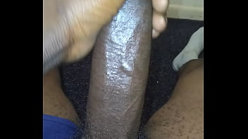BBC Jerking in Blue Boxers Finale
