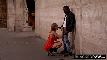BLACKEDRAW She was tired of faking it for her white boyfriend
