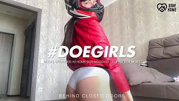 DOEGIRLS - Hayli Sanders - Ukraine Porn Model Solo Play Time For Her Fans
