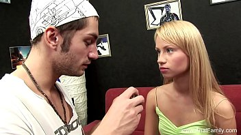 Blonde Sister Takes Anal From Bro - XVIDEOS.COM