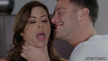 Alexis Fawx Caught Cheating By Stepson