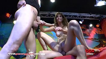 Double Vaginal for Hottie Luisa babe - German Goo Girls