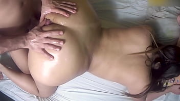 Fucking Perfect Big Ass PAWG Stepsister