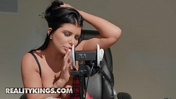 (Romi Rain, Ricky Johnson) - ASMR Kings - Reality Kings