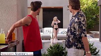 thumb Naughty America Brenda Phillips Fucks The New Neighbor Memorial Day Style