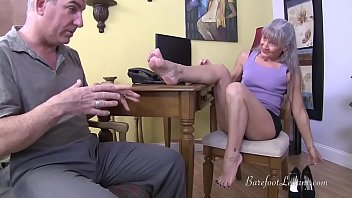 Cory and Charlotte Eat Feet