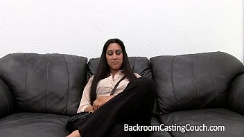 Persian Squirter Anal Fail Creampie Win on Casting Couch Preview