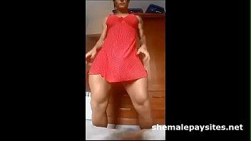 Brazilian Travesti EMILLY WEICKER compilation videos part 1