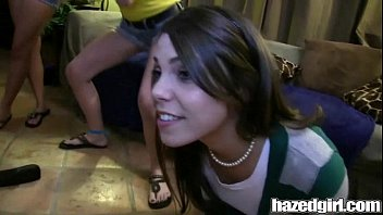 Hazedgirl Strap On The Rushes 6 min