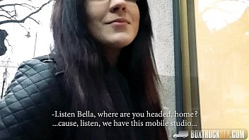 Hot Bella Beretta Wears her Glasses and gets Pounded thumbnail