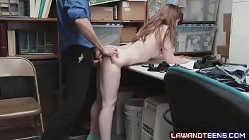 Scared Teen Cries During Rough Sex!