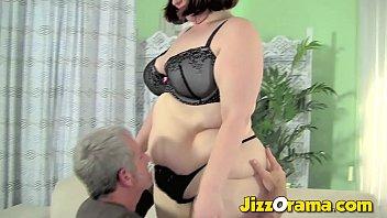 JizzOrama - BBW Cherie Intense Sex Session 30 min