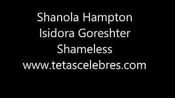 Shanola Hampton desnuda en Shameles
