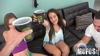 Mofos - Sexy teen house party